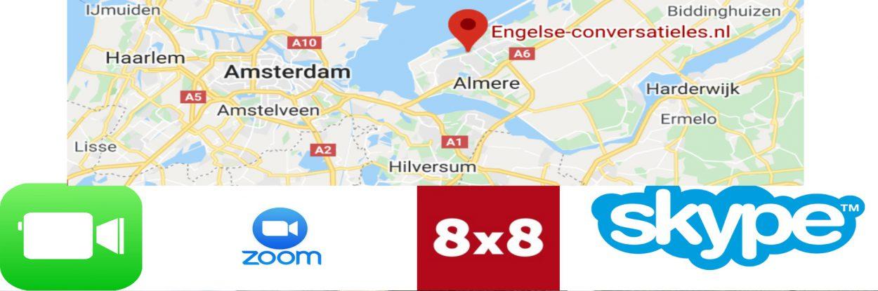 Cursus Engels in Almere